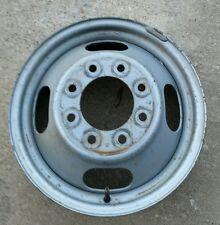 1999-2007 CHEVY GMC 1 ton 3500 Dually DRW Factory Steel Wheel 16 Rim 32100 GM OE