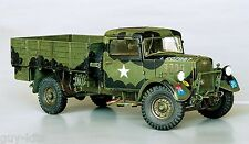 Camion de transport Alliés FORDSON WOT 3 D - Kit résine PLUS MODEL 1/35 - N° 198