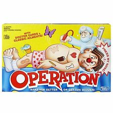 Classic Operation Game New
