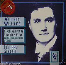 Vaughan Williams: A Sea Symphony (CD 1993, RCA Victor Red Seal) Near MINT