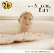 FREE US SH (int'l sh=$0-$3) NEW CD : Classical Lifestyle: For a Relaxing Bath