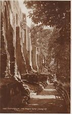 The Palace Ruins, DUNFERMLINE, Fife RP