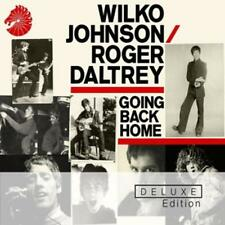 Johnson Wilko & Daltrey Roger - Going Back Home (Deluxe Edition) - CD NEU