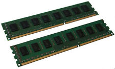 8GB 2x4GB PC3-10600R ECC Registered DDR3 1333 2Rx4 DIMM Memory Server RAM