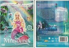 DVD - BARBIE : MERMAIDIA ( DESSIN ANIME )