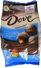 Dove Assortment Caramel Milk Chocolate Dark Chocolate 35 Ounce