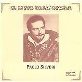 Paolo Silveri. Il Mito Dell'opera, Silveri, Very Good Condition