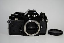 Nikon FA SLR 35mm Film Camera Body - Black