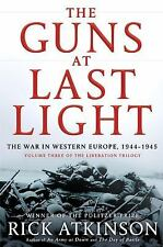 The Guns at Last Light: The War in Western Europe (Liberation Trilogy Book 3)NEW