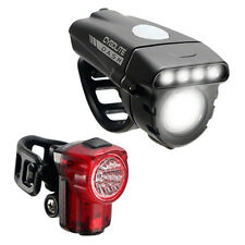CYGOLITE DASH 350 HOTSHOT MICRO 30 USB FRONT AND REAR BIKE LIGHT SET