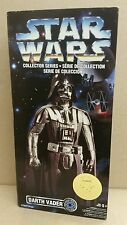 "Star Wars Tri-Logo 12"" Darth Vader 1996 NEW Ultra Rare Foreign Edition Dark Blue"