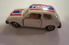 """Tomica #83  '74 Honda Civic GL """"Rally"""" made in japan 1/67 clean"""