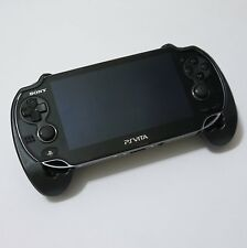 Sony Playstation PS Vita Attachment Handy Grip Black for PCH-1000 import Japan