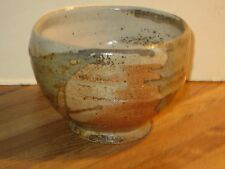 Curtis Hoard Large Chawan Tea Bowl With Wood Ash Glaze, Signed
