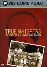 True Whispers: The Story of the Navajo Code Talkers (2009, DVD NEW)