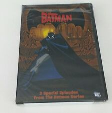 The Batman Animated Series Season 1 Episode 12 and 13 length 44 min.
