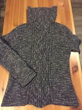 EUC / Royal Robbins Cardigan Cable Knit sweater / Women's Small