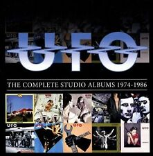 The Complete Studio Albums Collection 1974-1986, New Music