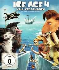 "ICE AGE 4 - VOLL VERSCHOBEN (""ICE AGE: CONTINENTAL DRIFT"") / BLU-RAY DISC"