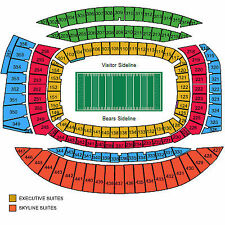 Chicago Bears vs Detroit Lions Tickets 01/03/16 (Chicago)