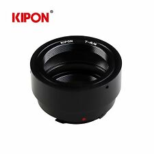 Kipon adapter for T2 42mm*0.75 mount lens to Ricoh GXR A12 camera Leica M mount
