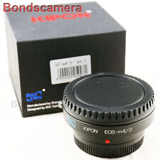 Kipon Baveyes 0.7x Optic Reducer Adapter Canon EOS EF Lens to Micro 4/3 GX7 E-M1