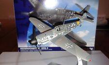 1/72 CORGI AA27106 MESSERSCHMITT BF109G-2,GUNTHER RALL,STAFFELKAPITAN 8/JG52
