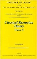 Classical Recursion Theory: The Theory of Functions and Sets of Natura-ExLibrary