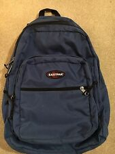 Eastpak backpack Blue Good Used Condition
