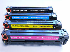 4PK 128A Color Toner CE320A 321A 322A CE323A for HP LaserJet CP1525nw CM1415fnw