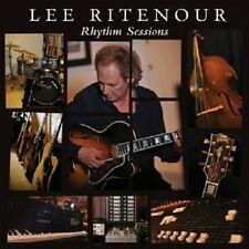 "LEE RITENOUR ""RHYTHM SESSIONS"" CD NEW+"