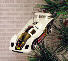 TONY HAWK BIRDHOUSE PORSCHE 917 RACE CAR RACING WHITEE CHRISTMAS ORNAMENT XMAS
