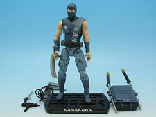 "GI Joe Rise of Cobra Kamakura (v5) Ninja Apprentice ROC 3.75"" Action Figure"