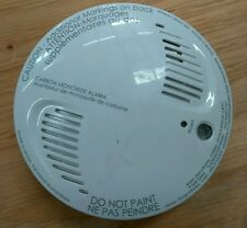 DSC WS4913 WIRELESS CO2 DETECTOR Head with base BATTERY CARBON MONOXIDE *USED*