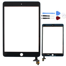 OEM Black Touch Screen Glass Digitizer IC Flex Connector for iPad Mini 3 3rd Gen