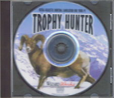 Rocky Mountain Trophy Hunter (PC, 1999, WizardWorks)