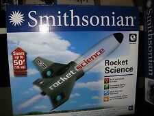 SMITHSONIAN EARTH SCIENCE ACTIVITIES ROCKET SCIENCE OR MAGIC ROCKS,YOUR CHOICE