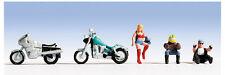 Noch 36901 Motorcycles & Riders II 1:160 Spur N