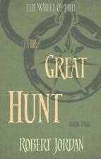 Acceptable, The Great Hunt: Book 2 of the Wheel of Time, Jordan, Robert, Book