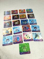 Job lot pokemon lenticulaire double image cartes 2006 art box game freak nintendo