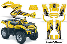 Can Am AMR Racing Graphics Sticker Kits ATV CanAm Outlander 500/650 Decals TFY