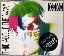 Ice MC - Think About The Way (Boom Di Di Boom Remixes) - CDM - 1994 - Eurodance