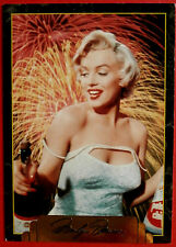 """sports time inc."" marilyn monroe carte # 194 individuel carte, émis en 1995"