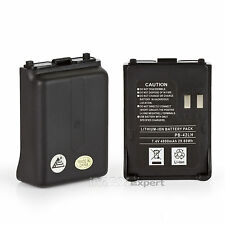 2 x 4000mAh PB-42XL PB-42L Battery for KENWOOD TH-F6 TH-F6A TH-F7 TH-F7E