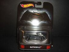 Hot Wheels Batmobile Batman V Superman 2016 Movie 1/64