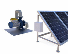 Solar Powered Motor 3 KW ( 4 HP )