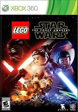 LEGO Star Wars: The Force Awakens (Microsoft Xbox 360, 2016)
