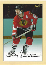 Stan Mikita 2005-06 UD Bee Hive Card #235 Chicago