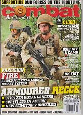 COMBAT AND SURVIVAL MAGAZINE NOV 2011, SPECIAL OPERATION-FIREARMS-ELITE UNITS.