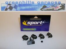 Greenhills Scalextric Spares Guide blade and Braid plates x 4 C8329 BNIP ##